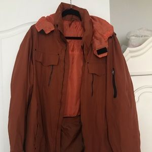 London Fog Heavy raincoat